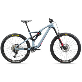 Orbea Rallon M20 grey blue/bright red